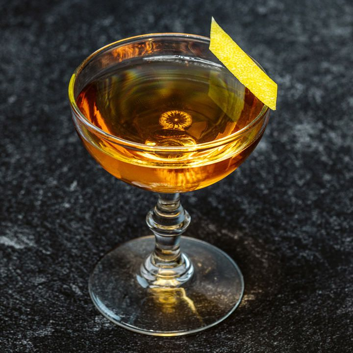 Gypsy Queen cocktail