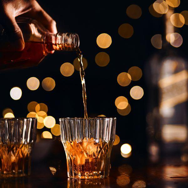 rum pour