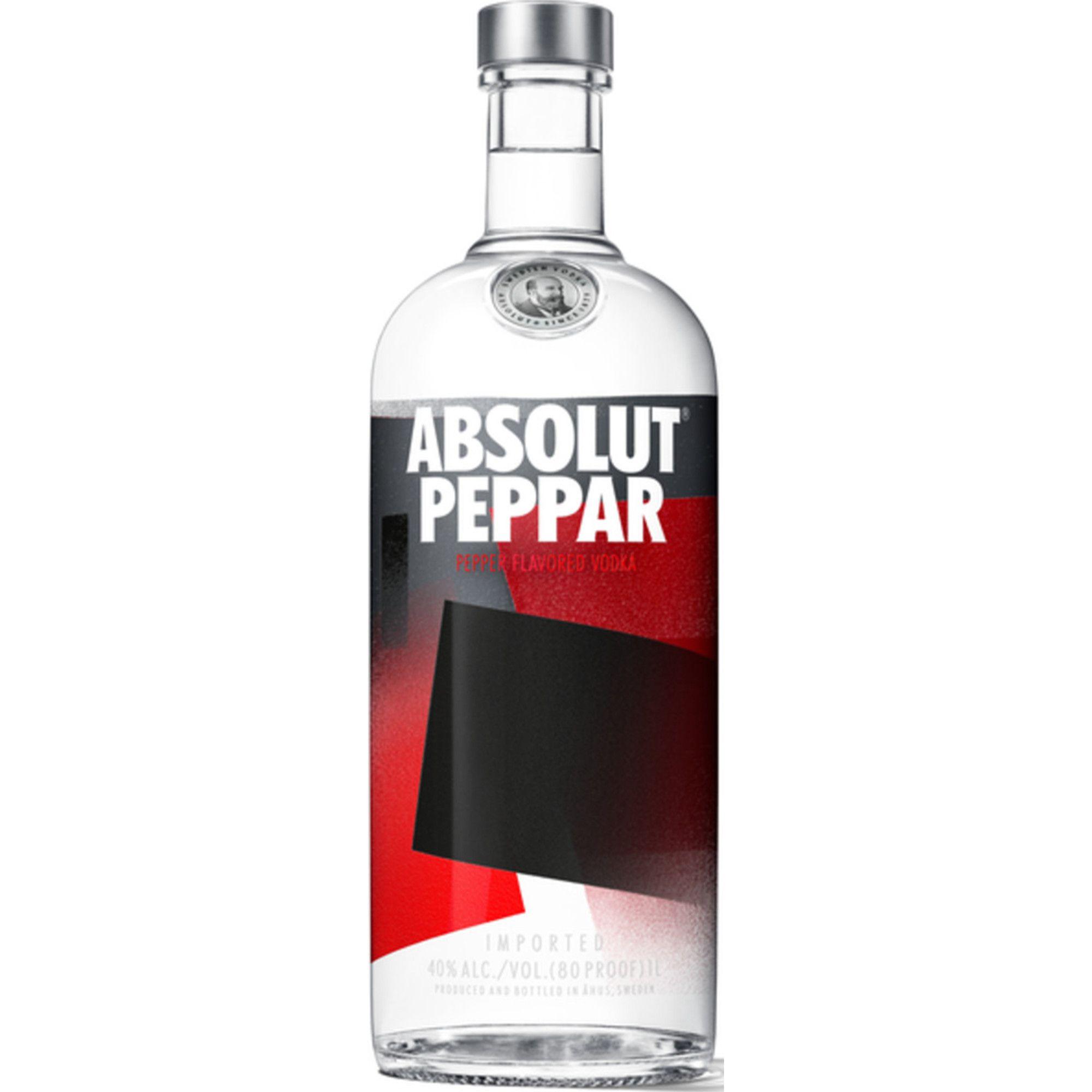 Absolut-Peppar-Vodka
