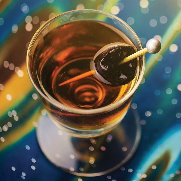 Stovokor cocktail