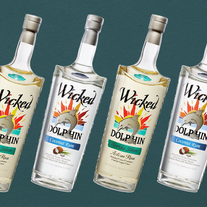 wicked dolphin rum