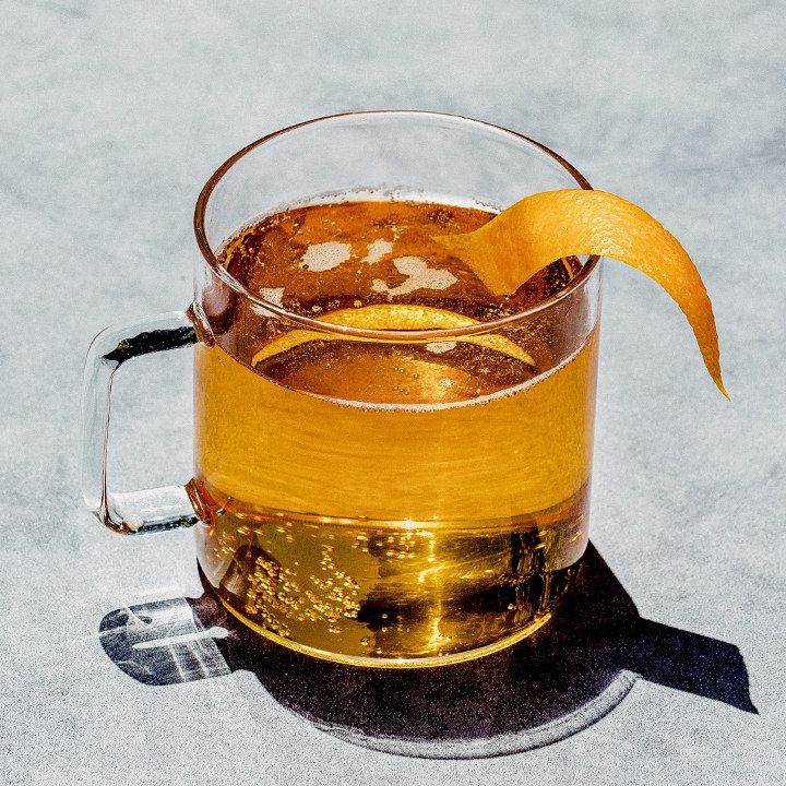Golden Purl cocktail