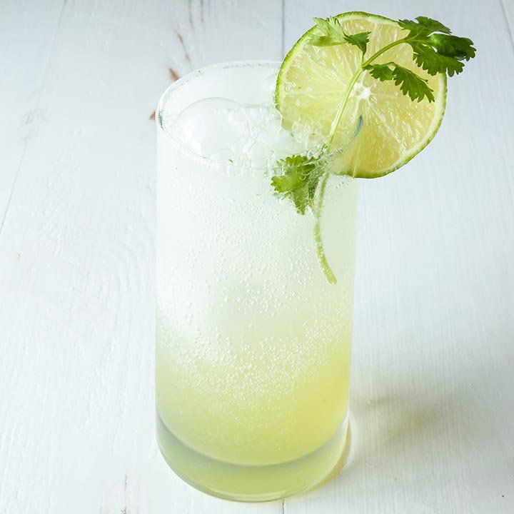 tequila limeade cocktail