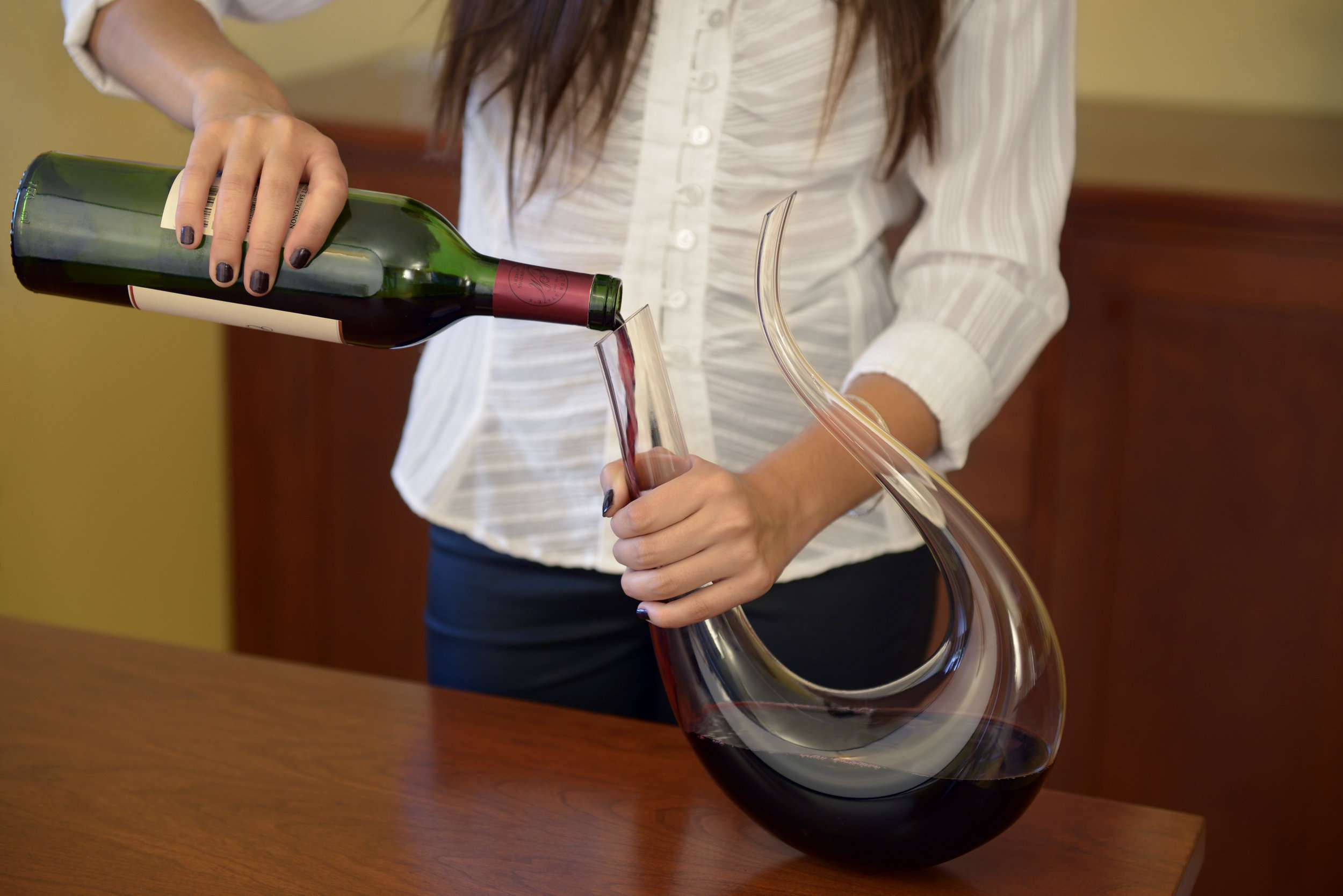 HiCoup Wine Decanter