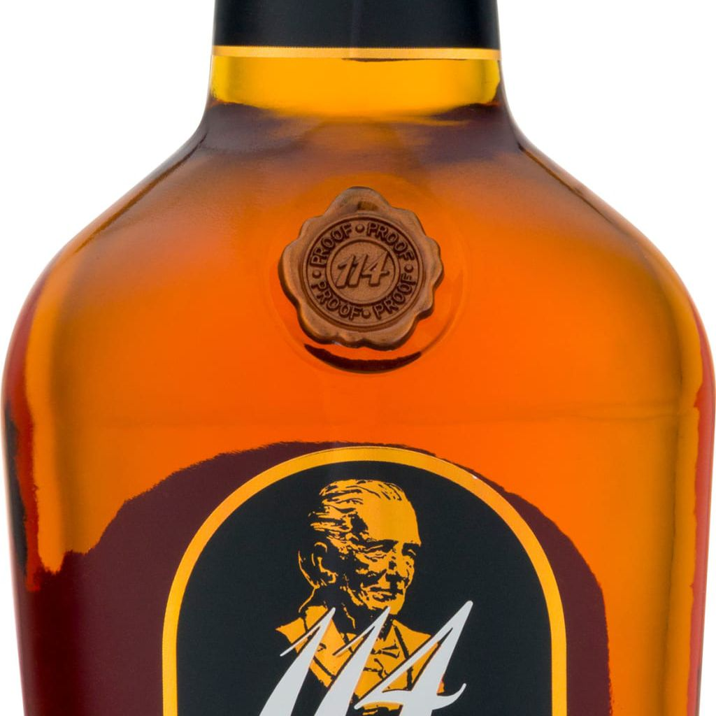Old Grand-Dad 114 Proof Kentucky Straight Bourbon Whiskey