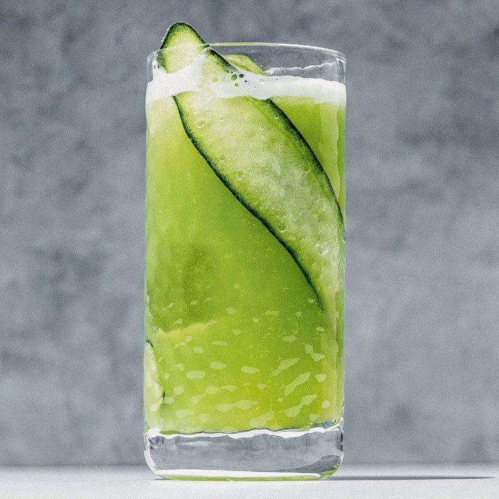 Cucumber & Rose Collins