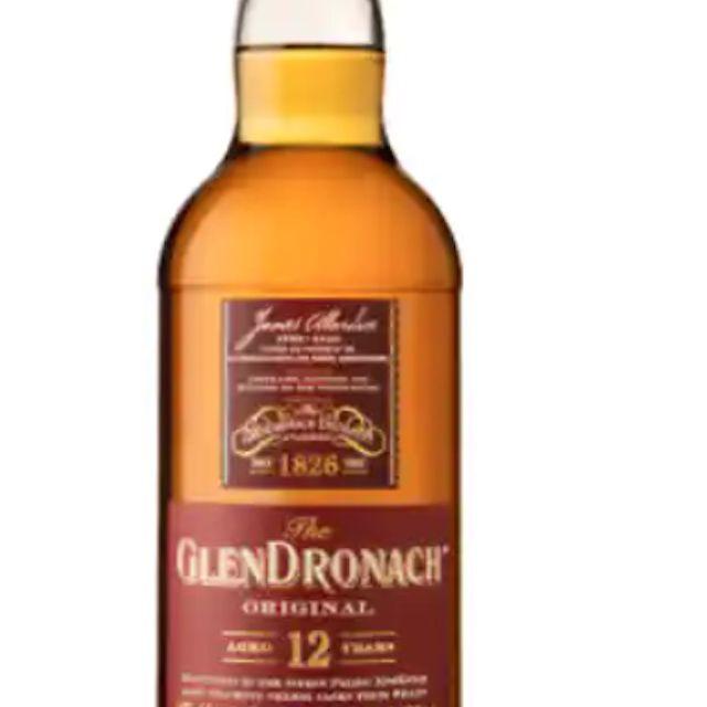The GlenDronach Original Aged 12 Years