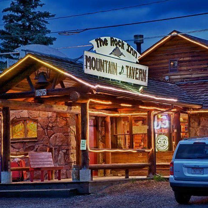 The Rock Inn Mountain Tavern in Estes Park