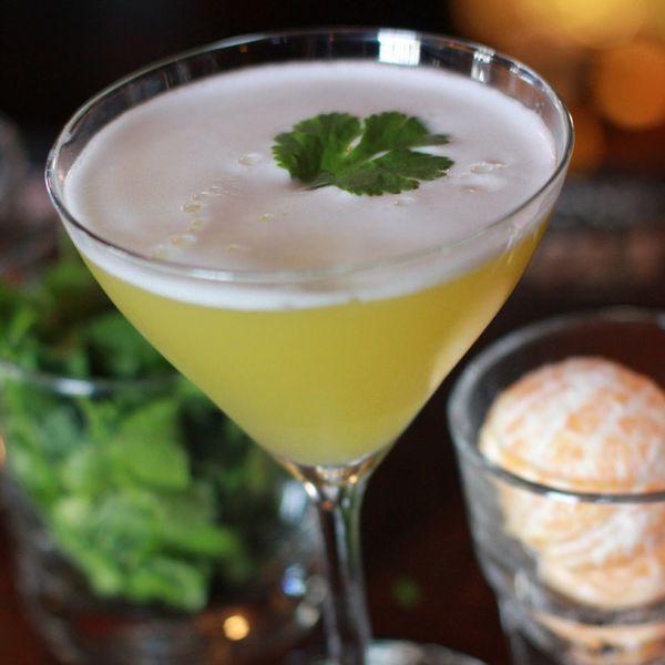 Murphy Sour Cocktail