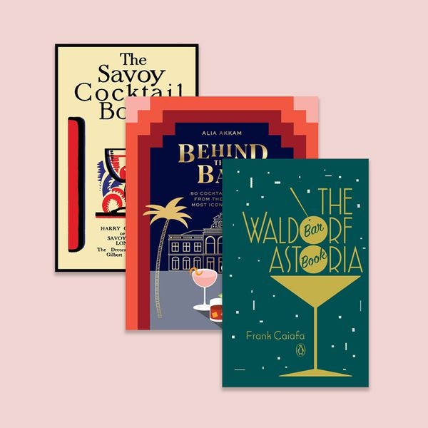 Hotel bar book covers