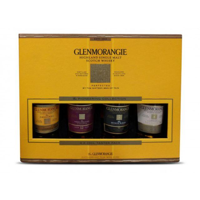 Glenmorangie the Pioneering Collection Single Malt Gift Set