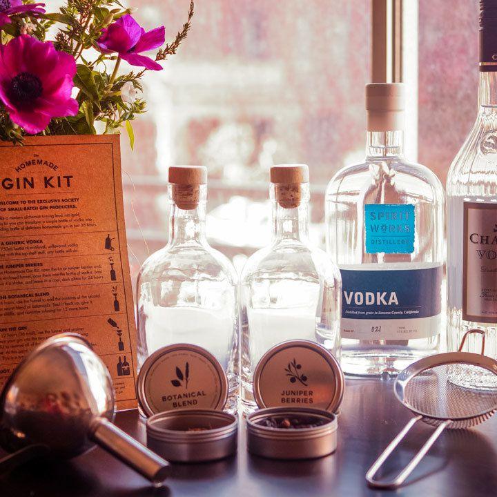 Homemade Gin Made Easy