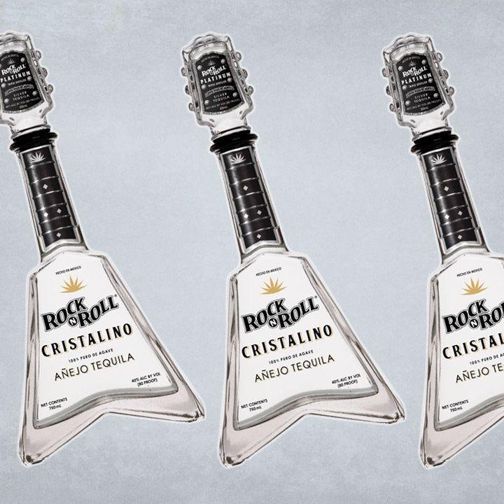 rock n roll cristalino tequila