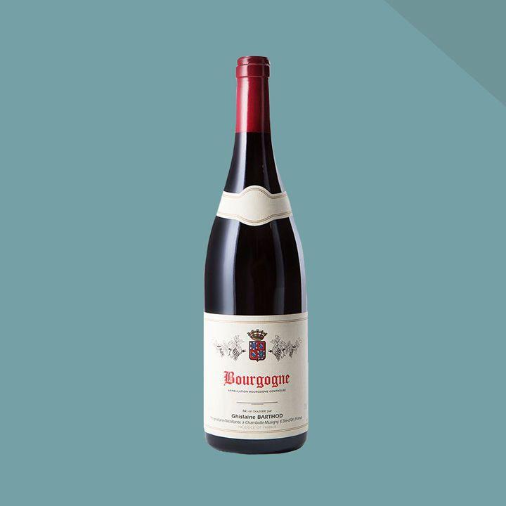 Ghislaine Barthod Bourgogne Rouge