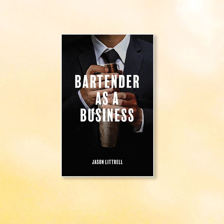 Bartender as a Business cover