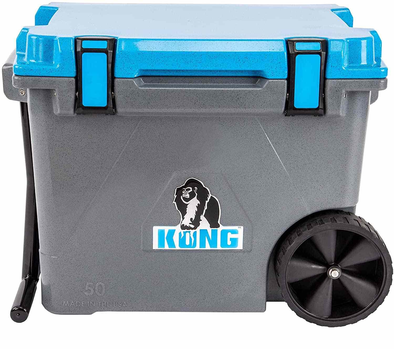 KONG Coolers 50 QT Cruiser Wheeled Cooler