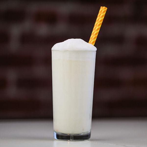 Pomelo Cream Fizz