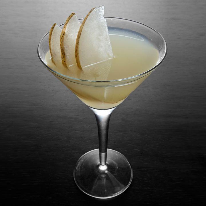 Pear Tree Martini