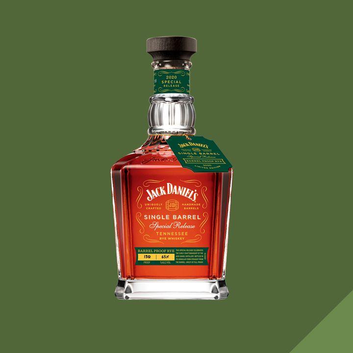 Jack Daniel's Single Barrel 2020 Special Release Barrel Proof