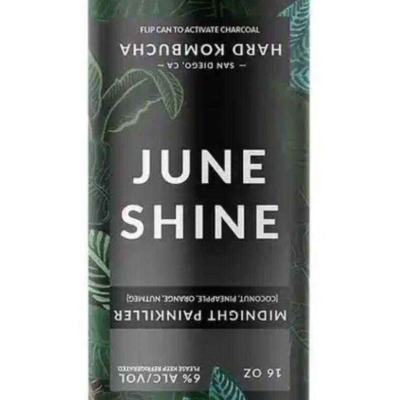 Juneshine Midnight Painkiller Hard Kombucha