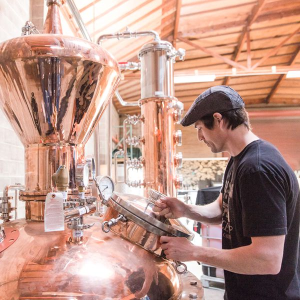 California's Oakland Spirits Co. was born when the owners of Two Mile Wines realized the upside of producing spirits.