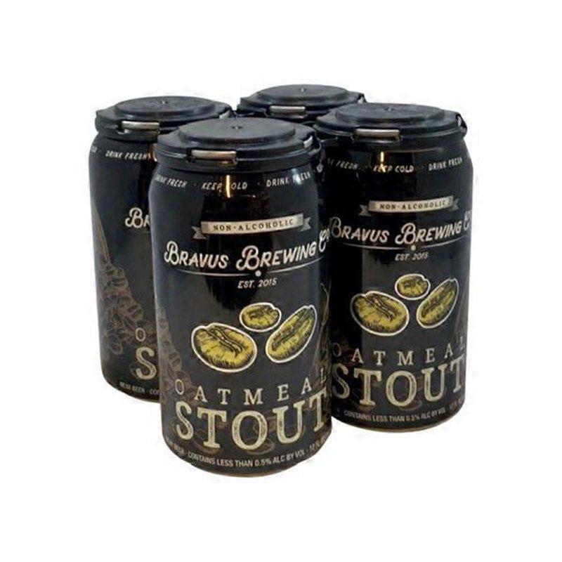 Bravus Brewing Oatmeal Stout