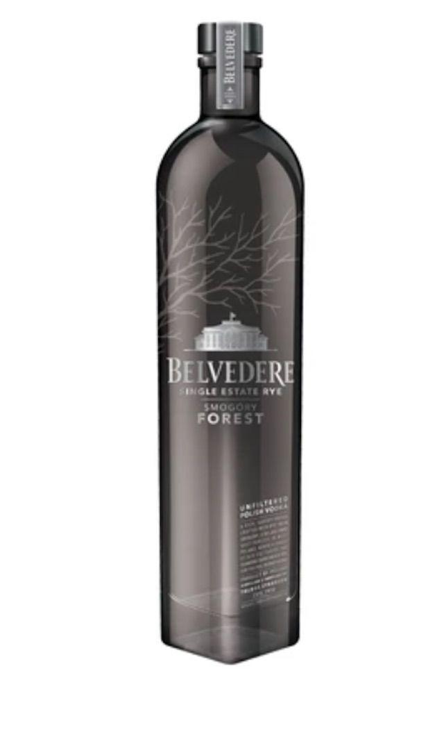 Belvedere Single-Estate Rye Smogory Forest