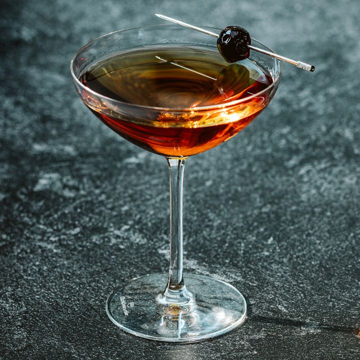 Red Hook cocktail
