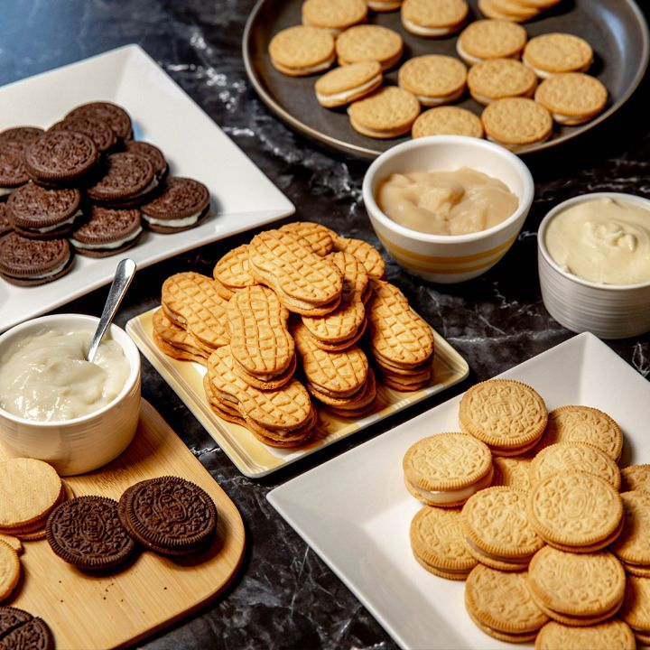 Booze-spiked cookies