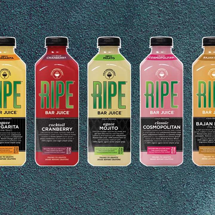 Ripe bottles