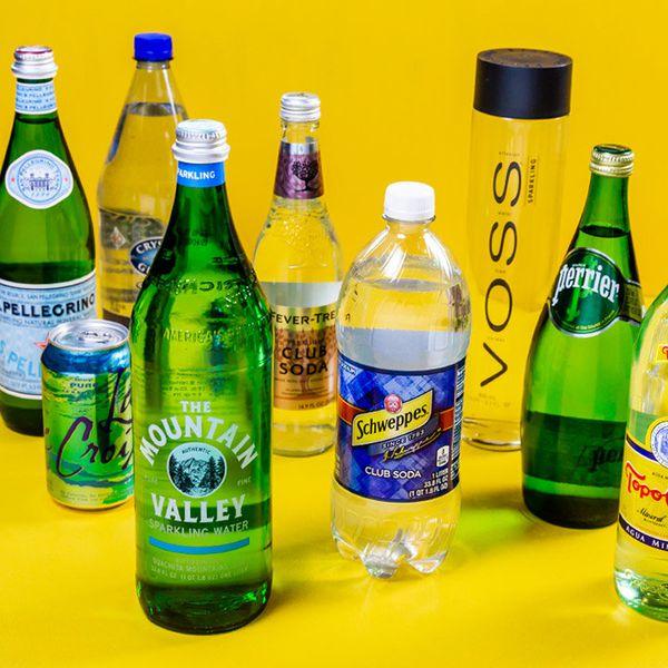 Fizzy Water bottles