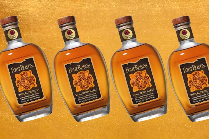 Four Roses Small Batch Select bottles