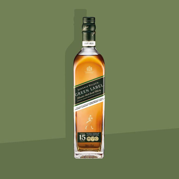 Johnnie Walker 15 Green