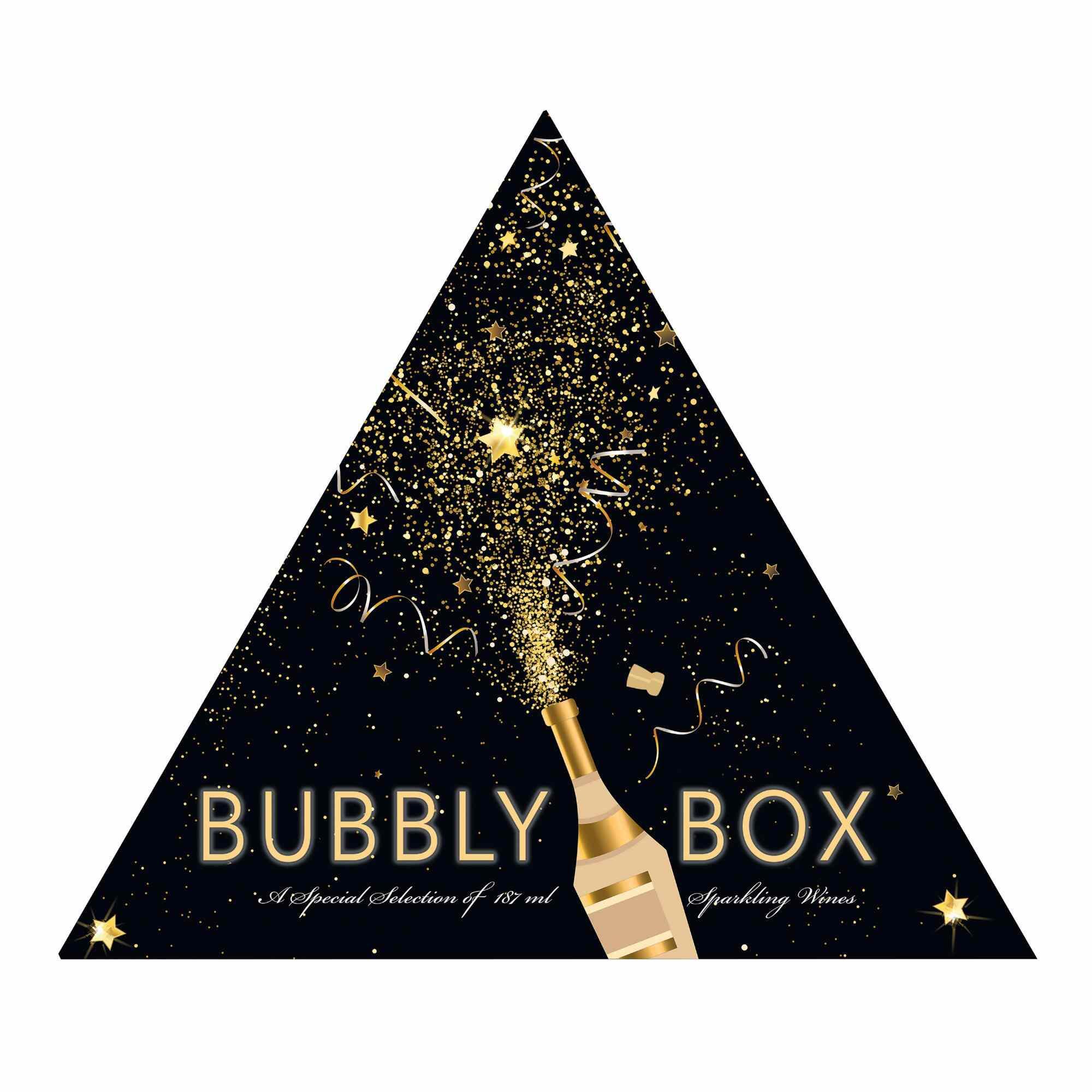 Bubble Box Sparkling Wine Advent Calendar