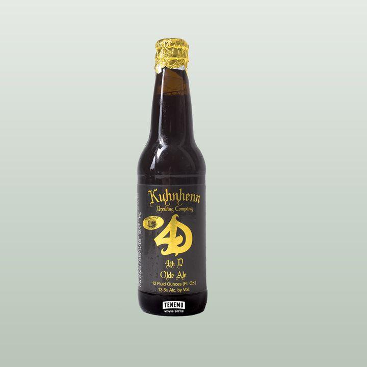 Kuhnhenn Brewing Bourbon Barrel Fourth Dementia Olde Ale