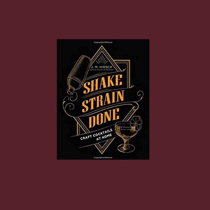 Shake Strain Done cover