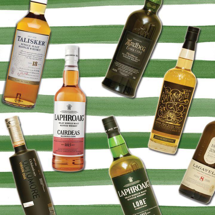 peaty scotches