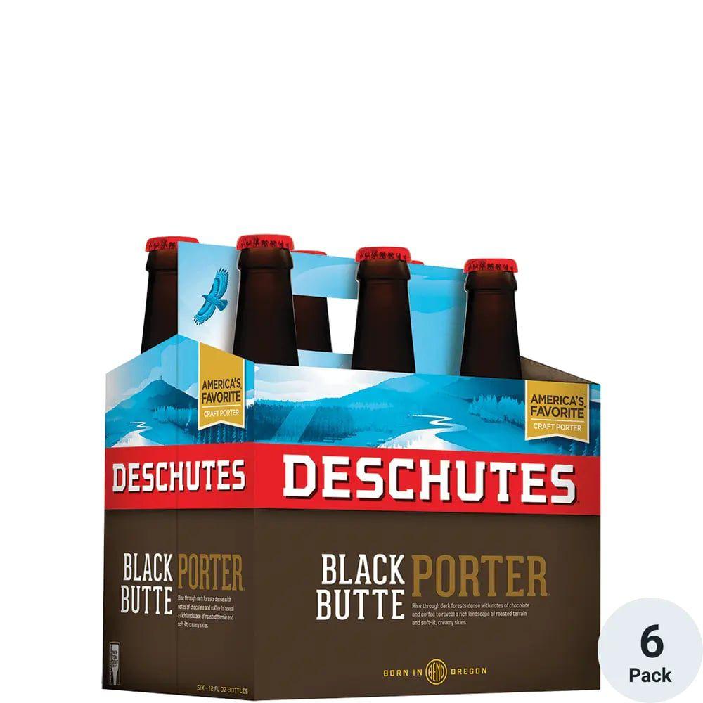 Deschutes' Black Butte Porter