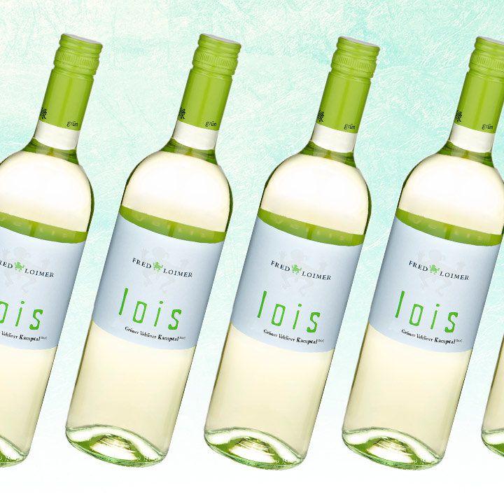 Loimer Lois Grüner Veltliner bottles