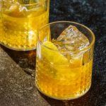 Rum-Brandy Punch