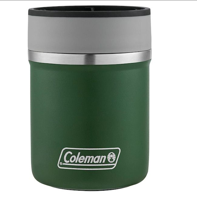 Coleman Lounger Stainless Steel Can Insulator