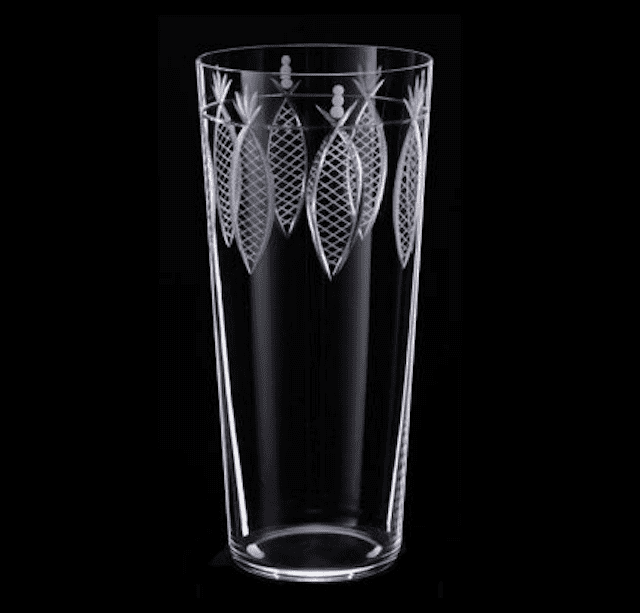 Kimura Kikatsu Tall Zombie Glass
