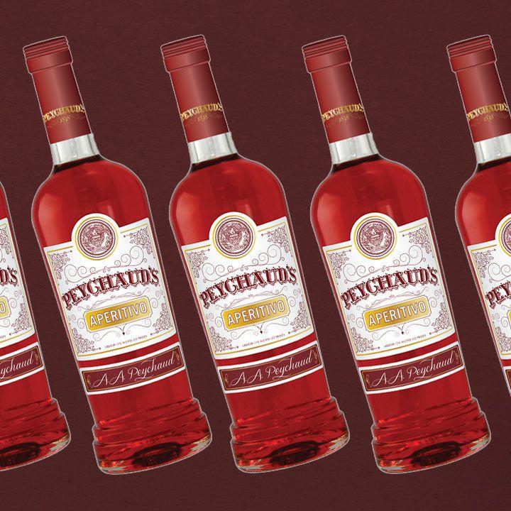 Peychaud's Aperitivo bottle