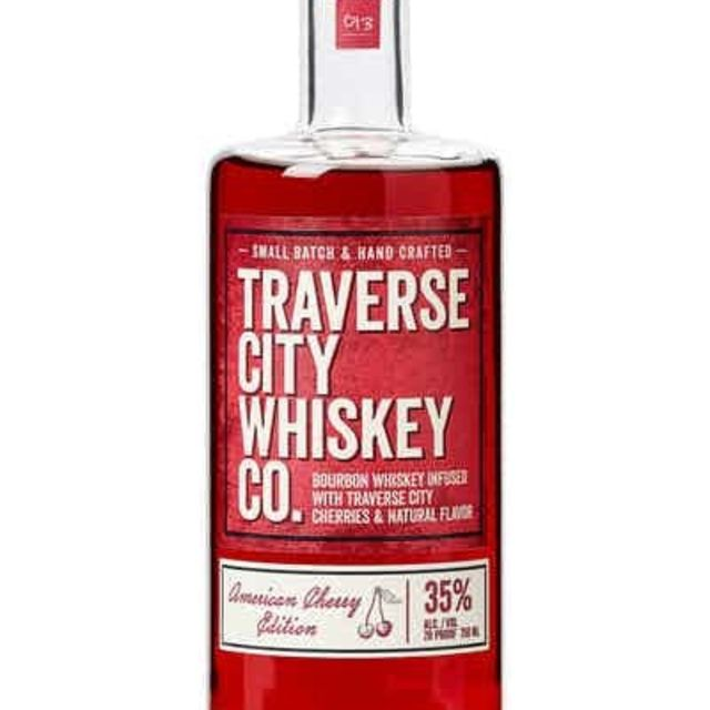 Traverse City Cherry Whisky