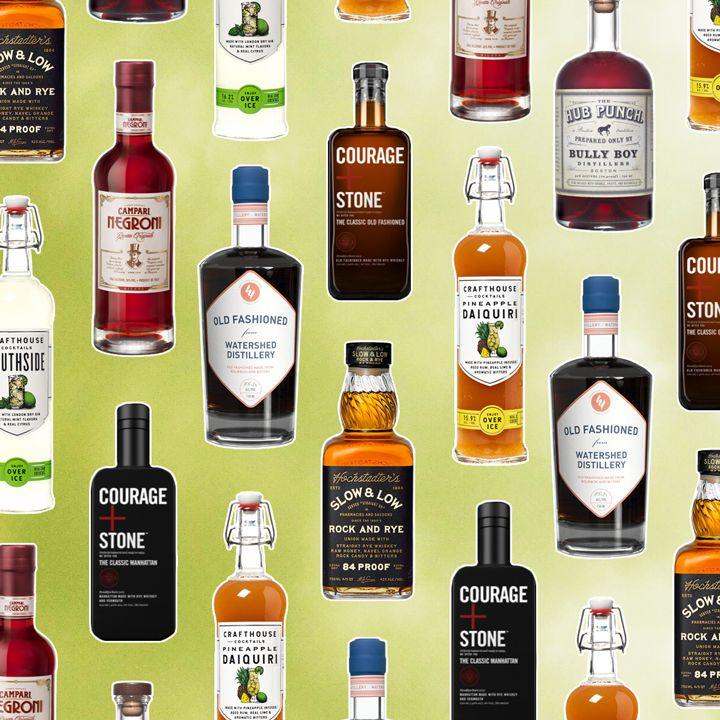 Bottled cocktails