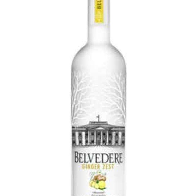 Belvedere Ginger Zest