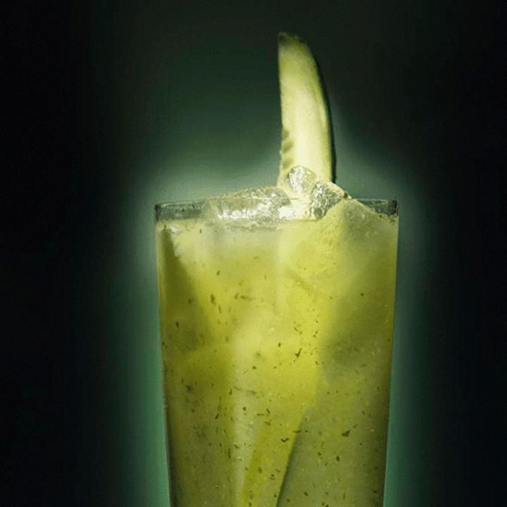 Cucumber Rose Collins