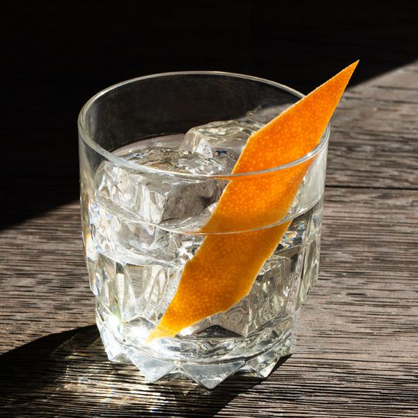 Quill Riff cocktail