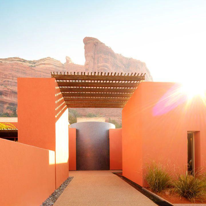 Mii Amo all-inclusive retreat in Sedona, Arizona