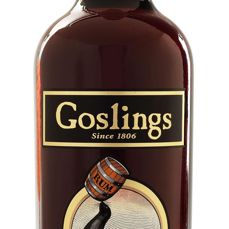 Goslings Black Seal Dark Rum